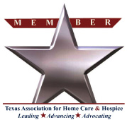 Achieve Beyond is a member of theTexas Association for Home Care & Hospice