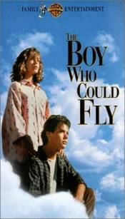The Boy Who Could Fly movie cover